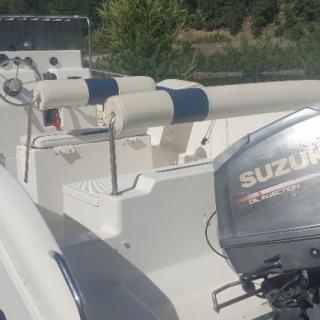 Knort 21.50 + Suzuki 115Hp